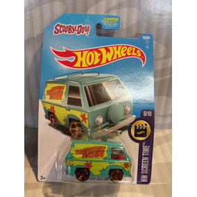 Hot Wheels The Mystery Machine Scooby - Doo Año 2016