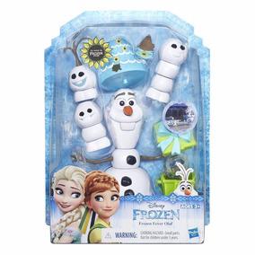 Frozen Fever Olaf- Muñeco Hasbro- Giro Didactico
