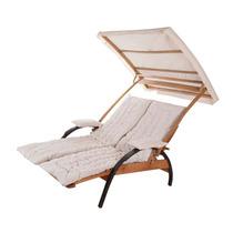 Cadeira De Praia 2 Lugares Summer Madeira/ S/juros S/frete