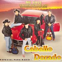 Cd Caballo Dorado Y La Fuerza Del Amor Promo Usado