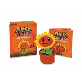 Mini Coleccionable Light-up Sunflower De Plants Vs Zombies