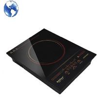 Anafe Electrico Vitroceramico Touch Induccion Hornalla 2000w