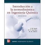 Introduccion A La Termodinamica En Ingeniería Quimica 7smith