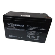 Alarma Inalambrica Accesorio Bateria 12v  7 Amper Backup