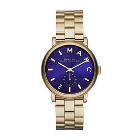 Relógio Marc Jacobs Gold Mbm3211 - Relógios De Pulso no Mercado ... 616340d6e3