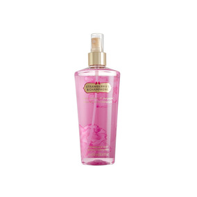 Body Splash Strawberries & Champagne 250 Ml Victorias Secret