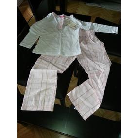 Pijama Cardon Talle 2 Nuevo Sin Uso Con Etiqueta