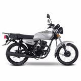 Motocicleta Moto Italika Ft 150 Grafito, Casco De Regalo