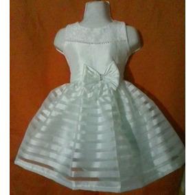 Vestido De Niñas Para Bautizo Y Eventos