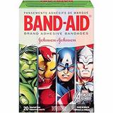 Caja De Curitas De Avengers Para El Engreido De La Casa