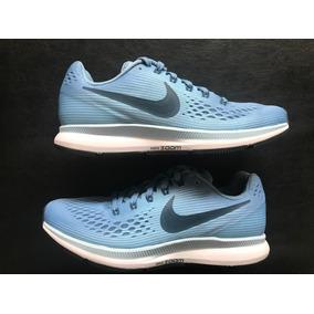 Ultima Oferta En 12 Cuotas! Nike Air Zoom Pegasus 34 Nuevas!