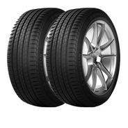 Par De Pneus Michelin 285/45 R19 111w Latitude Sport 3 Zp