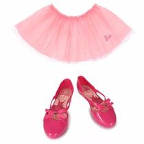 Sapatilha Infantil Barbie Ballet 21391 - Maico Shoes