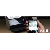 Scanner Fujitsu Duplex Scansnap Ix500 Multi Ios, Android,