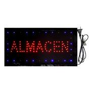 Cartel Luminoso Led Almacen 48 X 25 Cm Oferta Especial