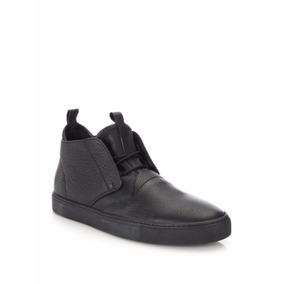 Ermenegildo Zegna Sneakers Botas #6 Piel Nuevas Original