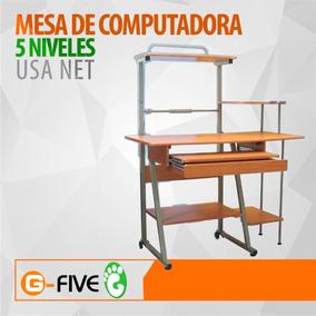 Mesa Para Computador De 5 Niveles Usa Net