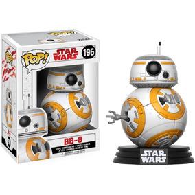 Funko Pop Bb-8 (196) Star Wars