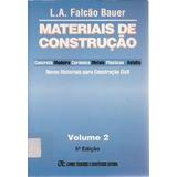 Materiais De Construção - Volume 2 5ª Edição