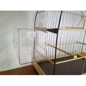Banheira Externa Para Pássaros - Curió, Azulão, Coleiro