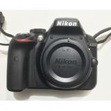 Camara Nikon D3300 + 2 Lentes + Wifi