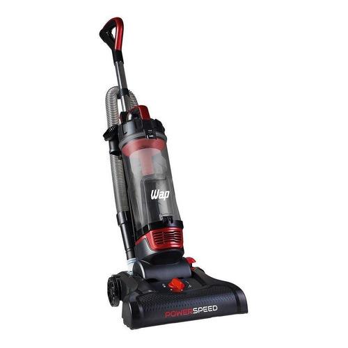 Aspirador Wap Power Speed 3L preto, cinza e vermelho 127V