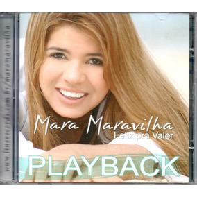 Cd Playback Mara Maravilha Feliz Pra Valer