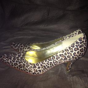 Zapatos Para Damas Animal Print