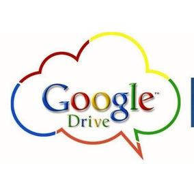 Google Drive 100 Tb - Almacenamiento Ilimitado