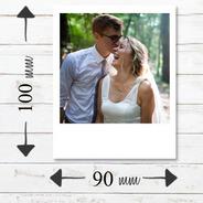 Imprimir Fotos Polaroid Clasicas Pack X 50 Fotos