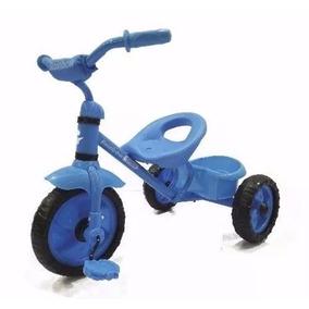 Triciclo Metalico Reforzado Nairo Rainbow Bb Feliz