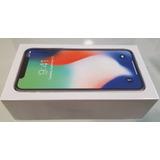 Iphone X 256gb Silver - Nuevo