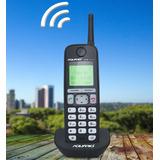 Telefone Sem Fio De Chip - Longo Alcance Aquario Ca-45
