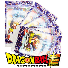 200 Cards Dragon Ball Super Card Game Jogo Bafo