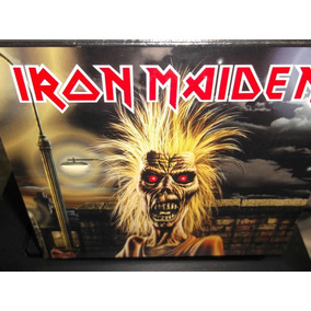 Iron Maiden Cd Importado Sellado Enhanced
