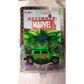 Maisto Marvel Hummer H2 Hulk