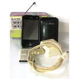 Teléfono Mini Phone Tv Wifi Sim Dual Liberado Pantalla Rota