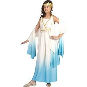 Disfraz Traje De Los Niños Diosa Griega