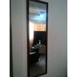 Espejo Decorativo Con Marco De Madera