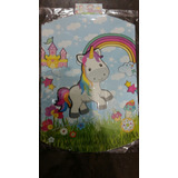 Piñata Temática Unicornio (cartón )