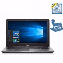 Notebook I7 Dell 5567 16gb 2 Tera Amd R7 4gb 15.6 Touch Fhd