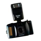 Câmera Fotográfica Antiga Fotografia Nova Flash Manual