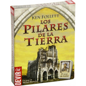Los Pilares De La Tierra - Juego De Mesa En Español!!