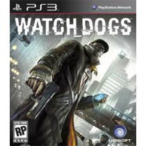 Watch Dogs Ps3 Mídia Digital - Cidigo Psn- Dublado Em Ptbr