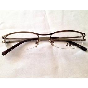 Armação De Óculos De Grau Kipling Kb5326 Marrom