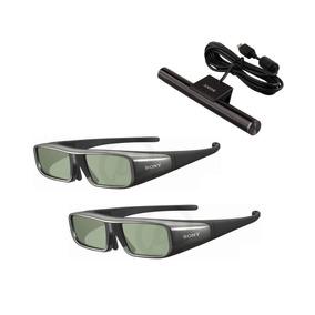Kit Óculos 3d Sony Tdg-br100/b