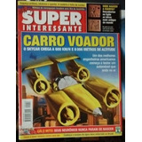 Superinteressante 142, Ano 1999, Carro Voador