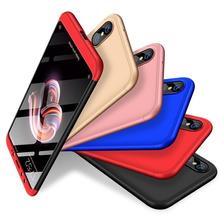 Funda 360 Xiaomi Redmi Note 7, Mi 9 Se, Mi 8/a2/mix2s/max 3