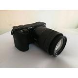 Sony Alfa Ilce-6500 A6500 Zeiss 16-70mm F4 Za Oss (negr-8992