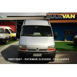Renault Master 2007 2.5 Dci L2h2 Executivo | Maxvan
